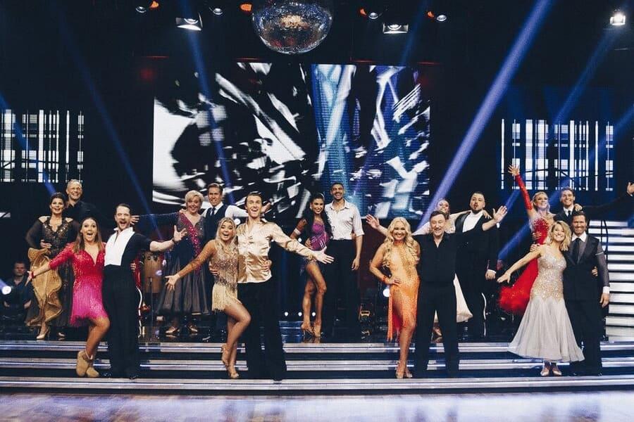 Börja tävla i dans - Lets Dance