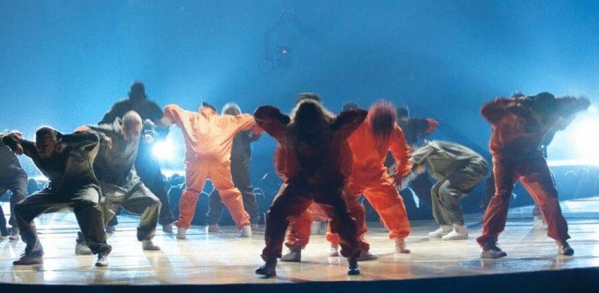 Bounce streetdance
