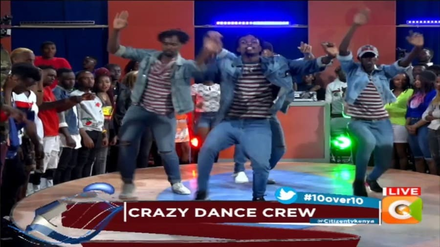 Cray Cray Crew video