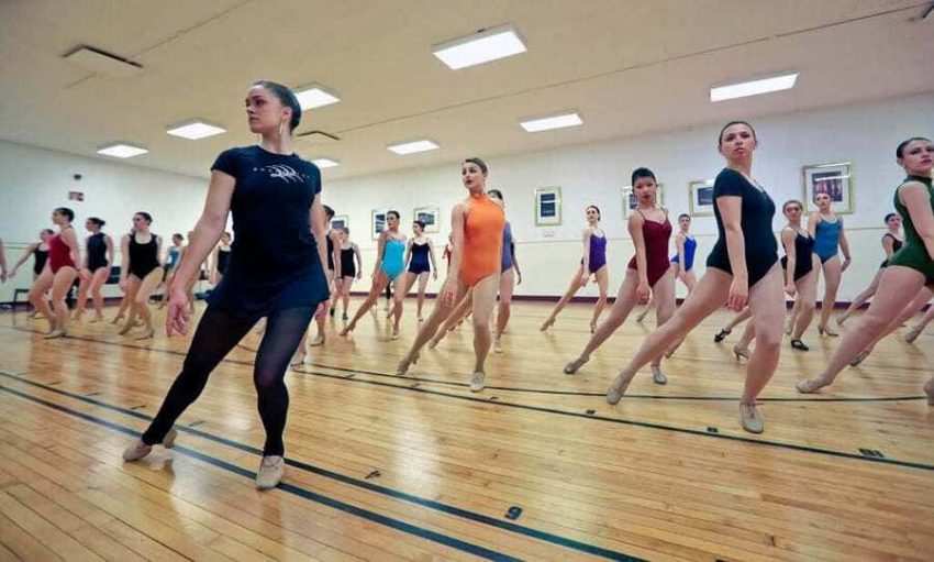 Danslärare