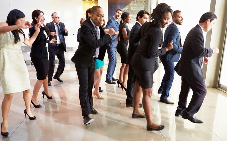 Alternativ till företagsdans som teambuilding aktivitet